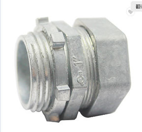 OEM EMT Conduit And Fittings Compression Connector With Iso Certificate