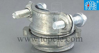 Zinc Romex Cable Clamp Connector EMT Conduit And Fittings For Outdoor Electrical