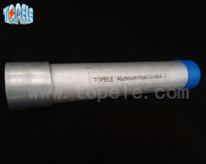 Adjustable Rigid Electrical Aluminum Conduit With Surface Oxidation Treatment